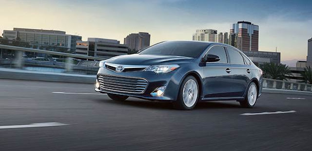 2016 Toyota Avalon XLE Touring Sport  Review
