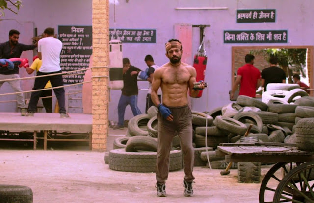 Vineet Kumar Singh, physical training and transformation, exercise, fitness, Anurag Kashyap's Mukkabaaz