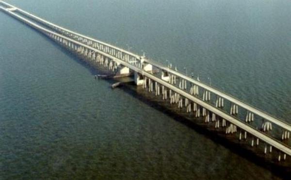 Bang Na Expressway -jembatan terpanjang didunia