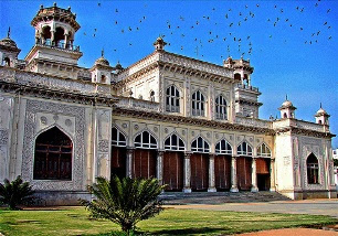 chowmahalla palace events