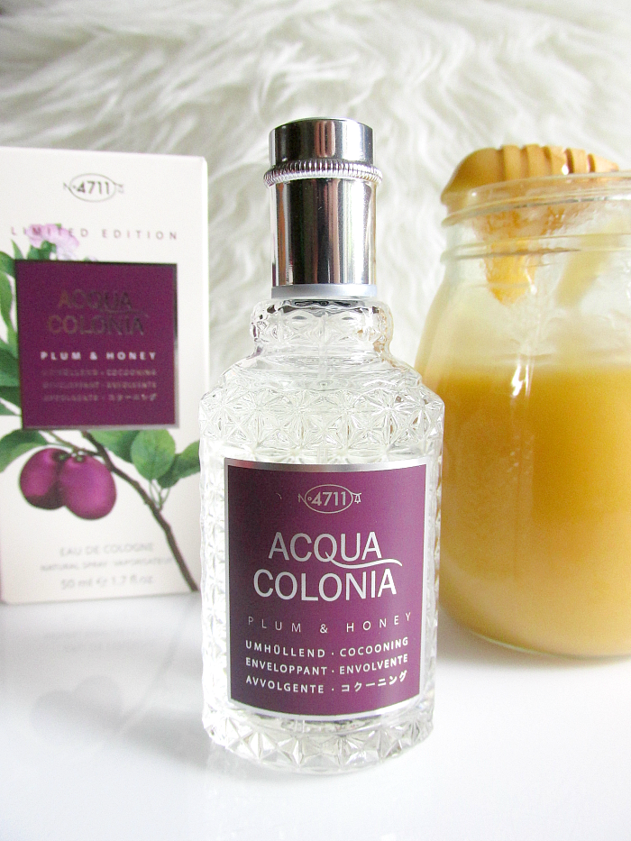Review: 4711 ACQUA COLONIA - Plum & Honey Cocooning -