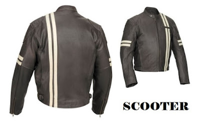 Gambar Model Jaket Vespa Scooter