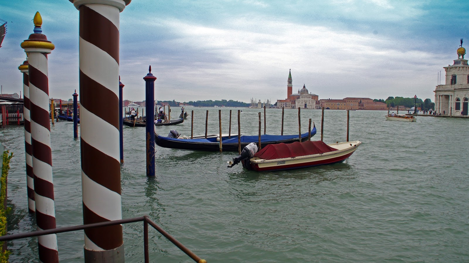 Canal from Westin Europa & Regina Venice