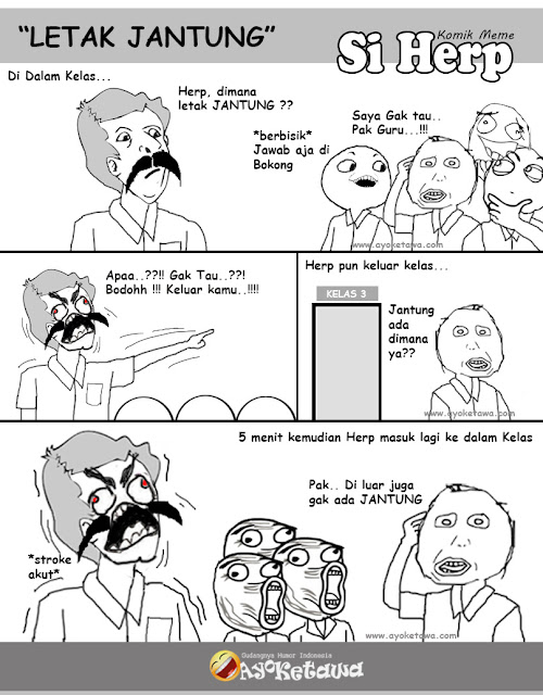 Kumpulan Gambar Meme Comic Herp Kantor Meme