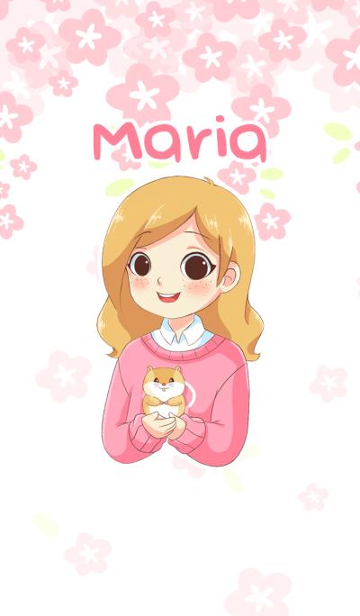 It's DAVI: Maria