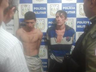PA: Sob a proteção do demônio assassinos de policial militar são presos em Castanhal
