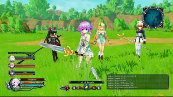 Cyberdimension Neptunia 4 Goddesses Online Pc Game
