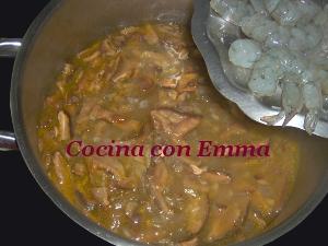 Sopa de shiitake y sabor a mar_10