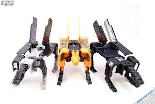 Transformers トランスフォーマー レジェンズ LG 37 ジャガー ヘッドマスターズ Hasbro Takara Titans Return Ravage Titan Masters