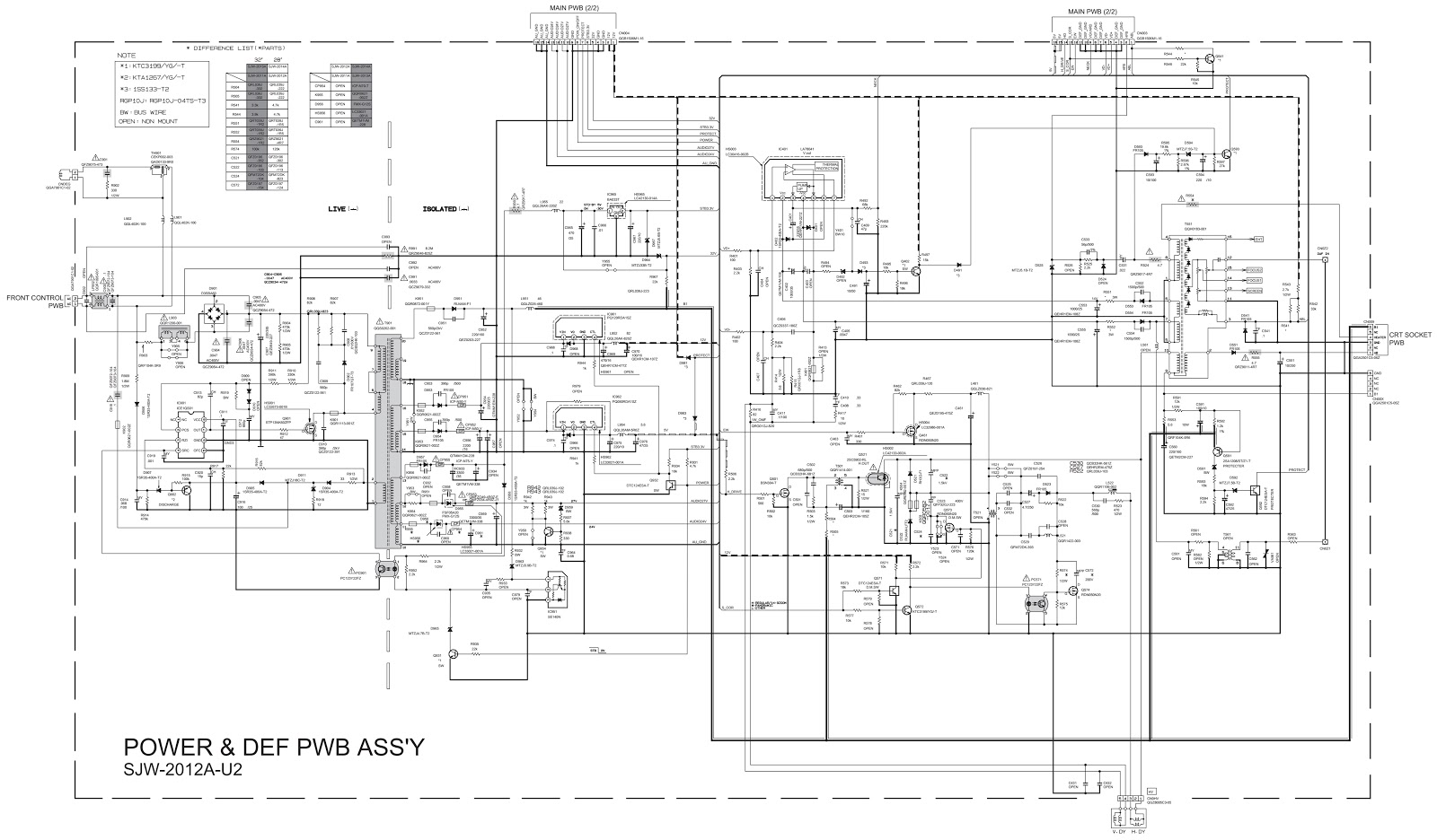 Circuit Diagram Jvc Tv Wiring Libraries For Smart Todayscircuit Library 40 Inch