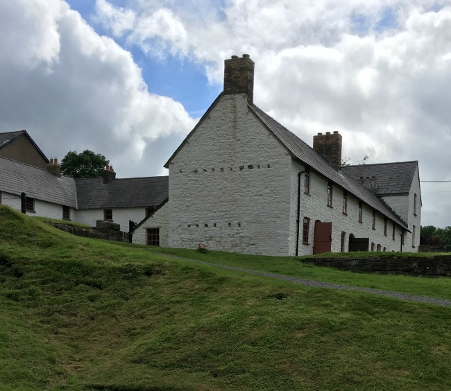 Blaenavon-Ironworks-the-houses