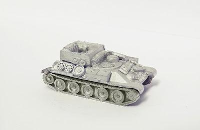 SVV24   TT-34 Engineer tank