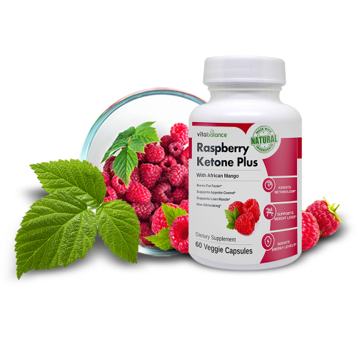 Raspberry Ketone Plus, Slim Down With Raspberry Ketone