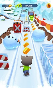 Talking Tom Gold Run v1.0.12.892 Mod Apk+DATA Terbaru