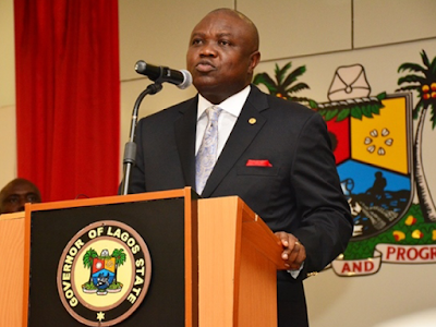 One year: Ambode commissions Roads, Schools, Jetty, Market, others