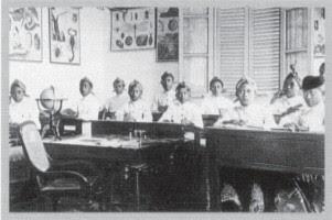 Kweek School (Sekolah Guru) di Probolinggo