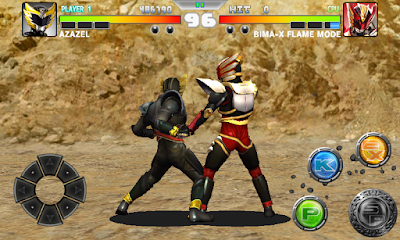 Unlock All Character Game Bima-X Android