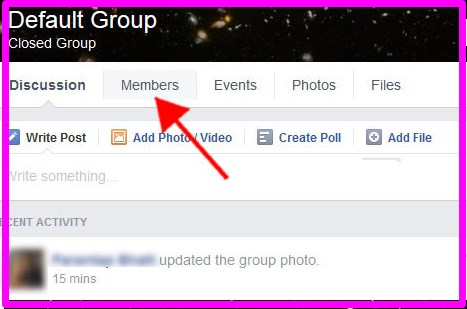 how to open a group on facebook