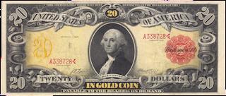 """ورقة دولار أمريكي تعود لعام 1896 أصدرت تكريما لمعرض """"إكسبو العالمي الذي انعقد في العام 1892."""