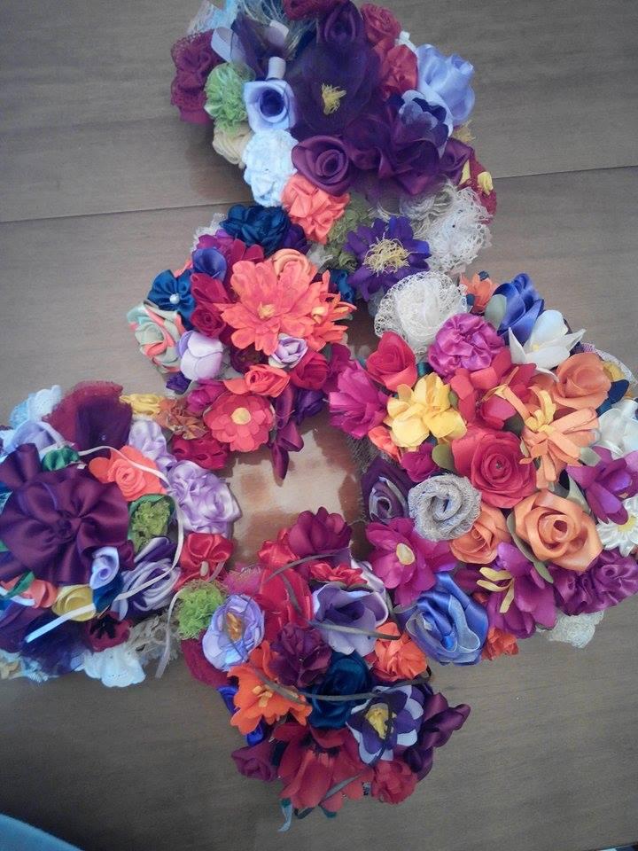 35077e042f98 Πλεκτά και όχι μόνο...  Spring Flowers