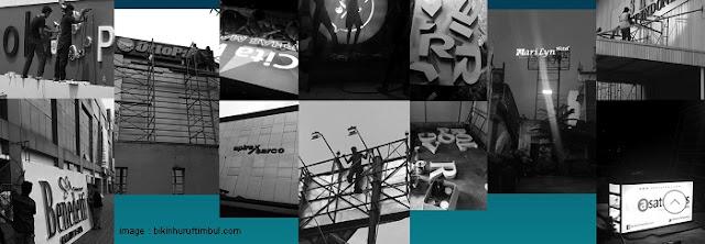 Proses Pembuatan Huruf Timbul LED - Blog Mas Hendra