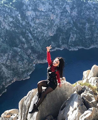 Shocking Story Of Woman Who Fell To Her Death While Posing For Pictures