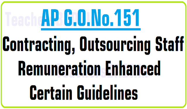 AP Contracting,Outsourcing Staff Remuneration Enhanced-Certain Guidelines