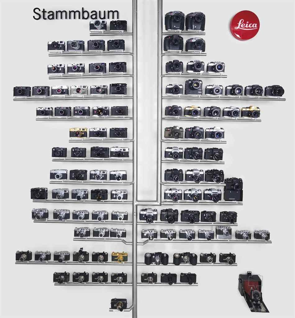 Leica Stammbaum перед аукционом