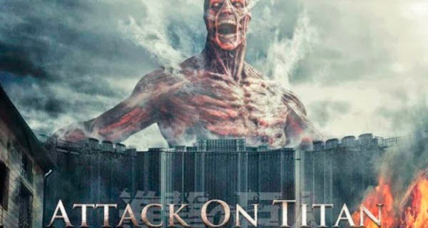 Live Action Attack on Titan