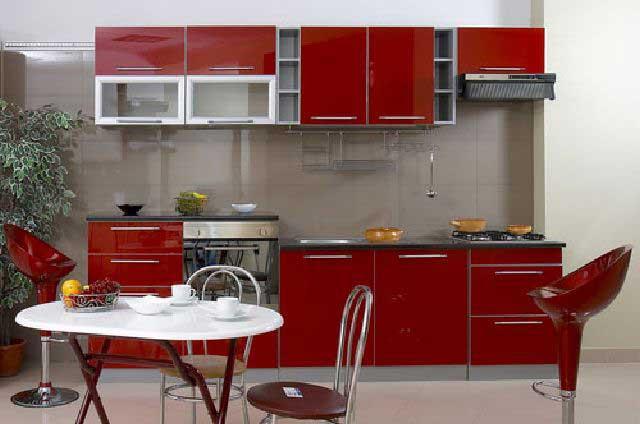 Desain Ruang Dapur Minimalis