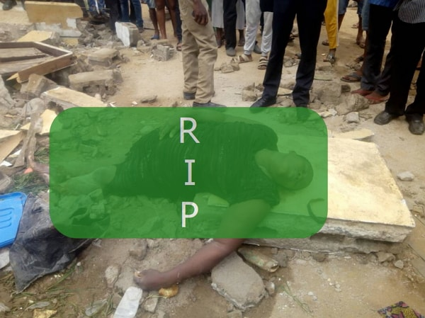 building collapsed aba abia state