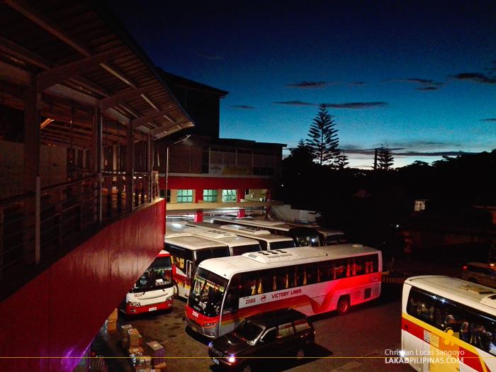 Victory Liner Baguio City