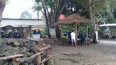 Pendakian Gunung Kelud Via Desa Tulungrejo