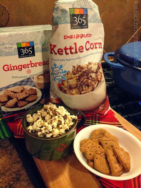 365 Everyday Value Gingerbread Kettle Corn
