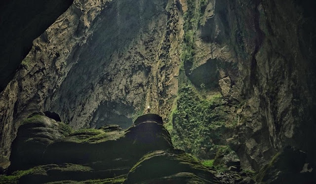 Son Doong Cave through lens of Hollywood director 11