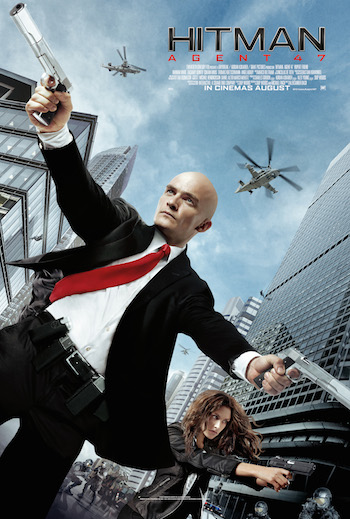 Hitman Agent 47 (2015) Full Movie Download
