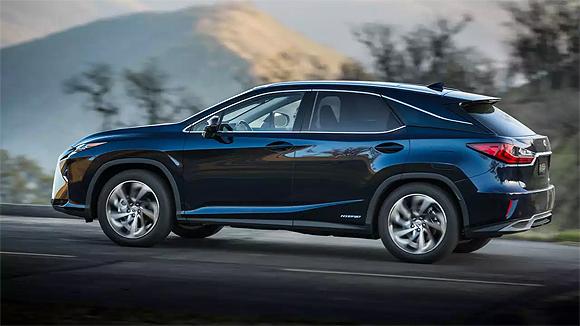 Lexus RX Hybrid aka RX 450h