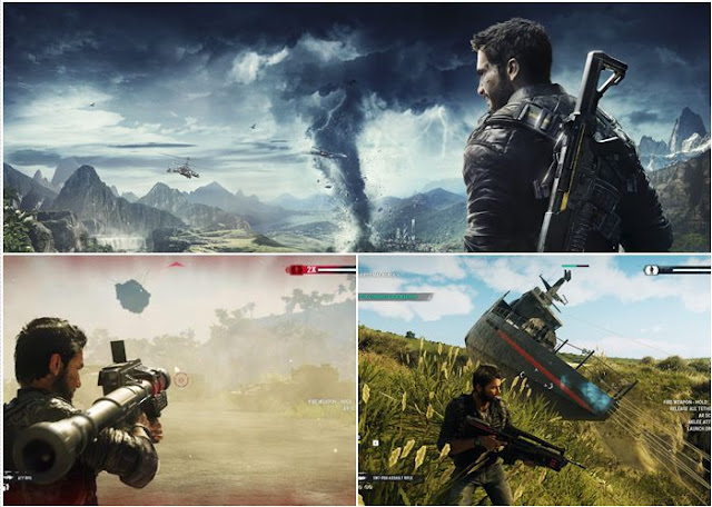 Save Data Game Just Cause 4 PC