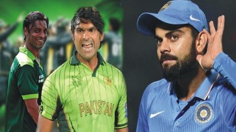 شعیب اختر اور محمد عرفان کی باؤلنگ دیکھ کر ڈر لگتا تھا'ویرات کوہلی کا نجی ٹی وی کے انٹرویو میں انکشاف