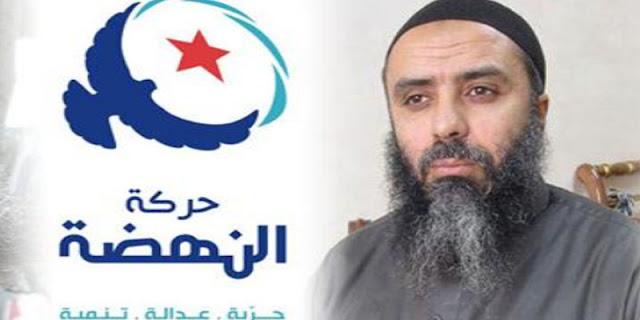 الناطق الرسمي بإسم النهضة: أبو عياض لا ينتمي للحركة