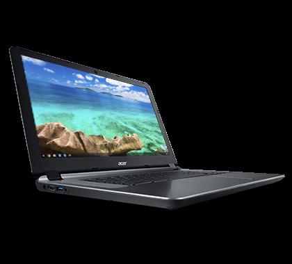 """Laptop Acer Chromebook 15,6"""" ra mắt với giá 199$, thời lượng pin lên đến 12 tiếng"""