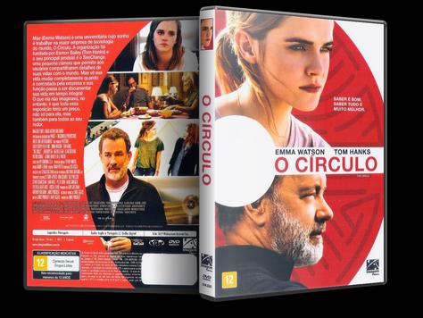 Capa DVD O Círculo