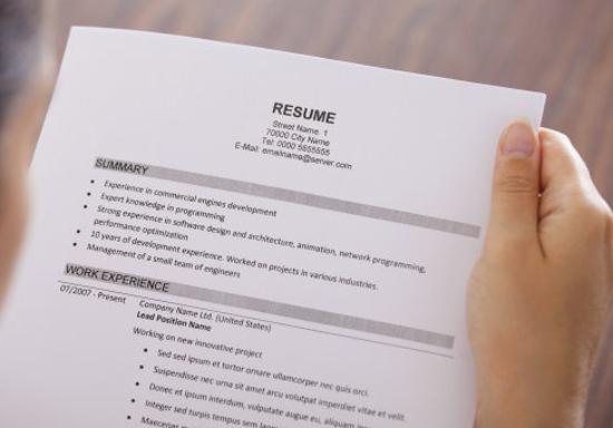 4 perkara utama dalam resume ikerjaya graduan info kerjaya