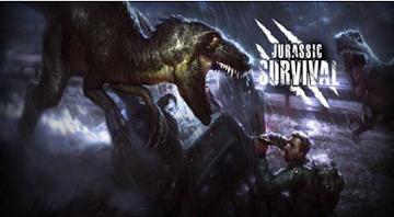 Download Jurassic Survival Mod v1.0.7 Apk Terakhir 2018