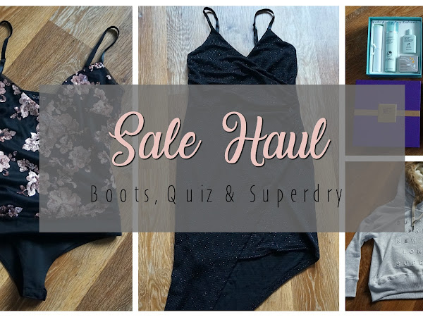Sale Haul | Boots, Quiz & Superdry