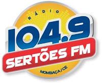 Rádio Sertões FM 104,9 de Mombaça - Ceará