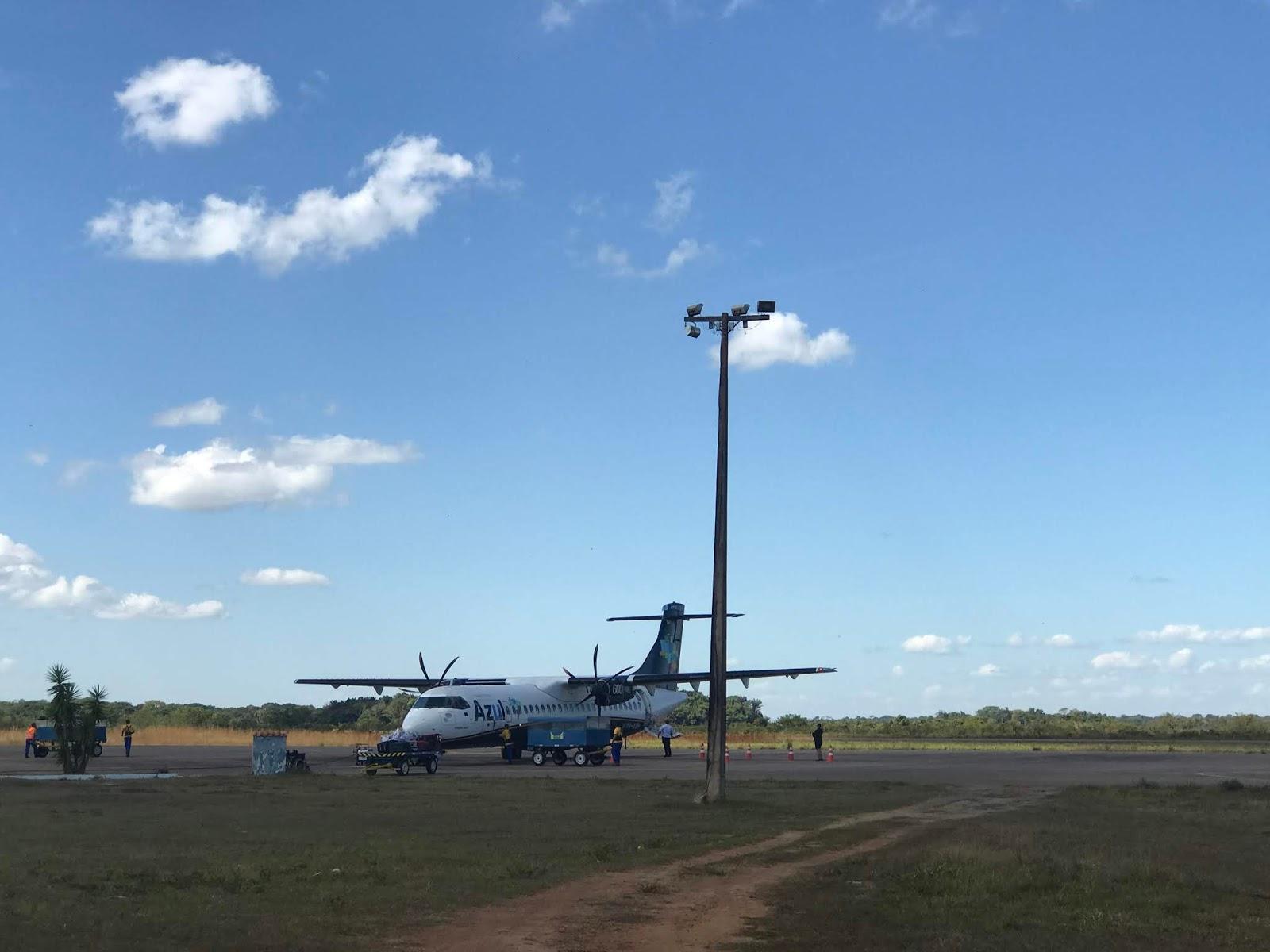 Vilhena | Aeroporto de Vilhena - RO