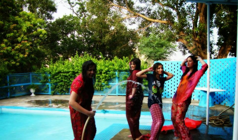 Sexy pics of desi girls in swimming pool on blogspot. Com