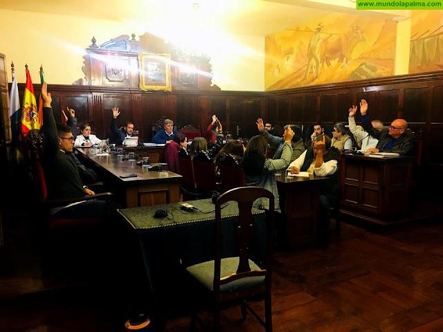 El presupuesto municipal del Ayuntamiento de Los Llanos de Aridane para 2019 supera los 21 millones de euros