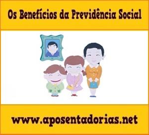 Previdência Social - Dependentes para fins de benefício.